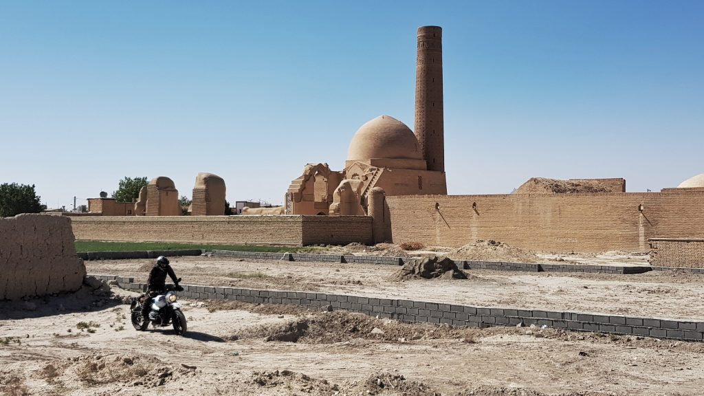 Sightseeing um Esfahan