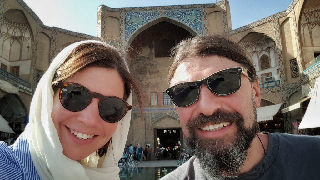 Sightseeing in Esfahan
