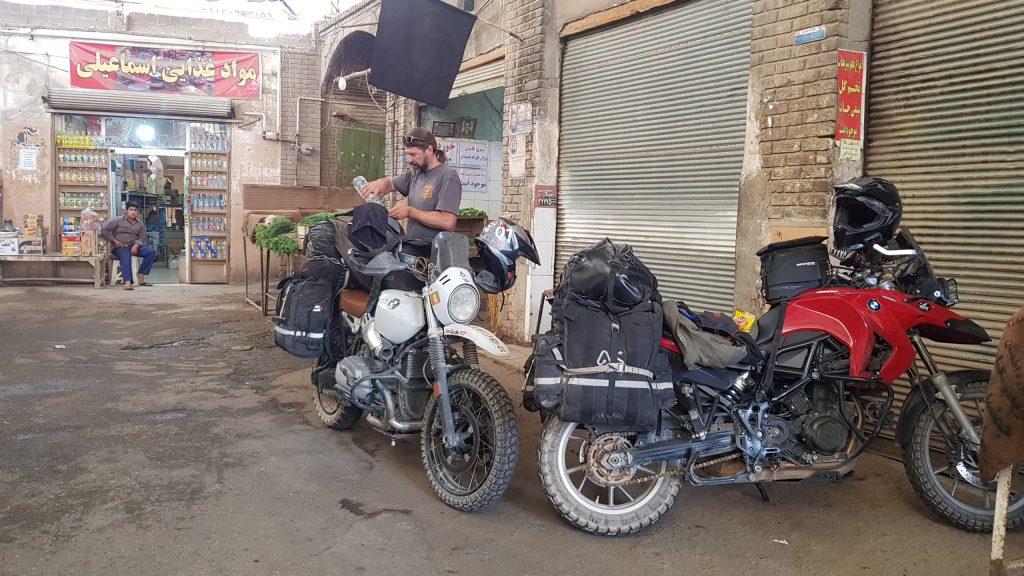 Basar in Qom