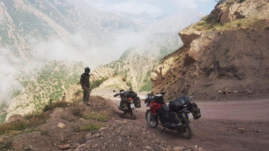 Im Alborz Gebirge
