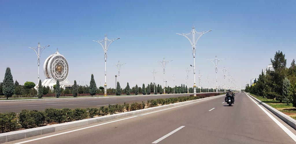 Ashgabat Sightseeing