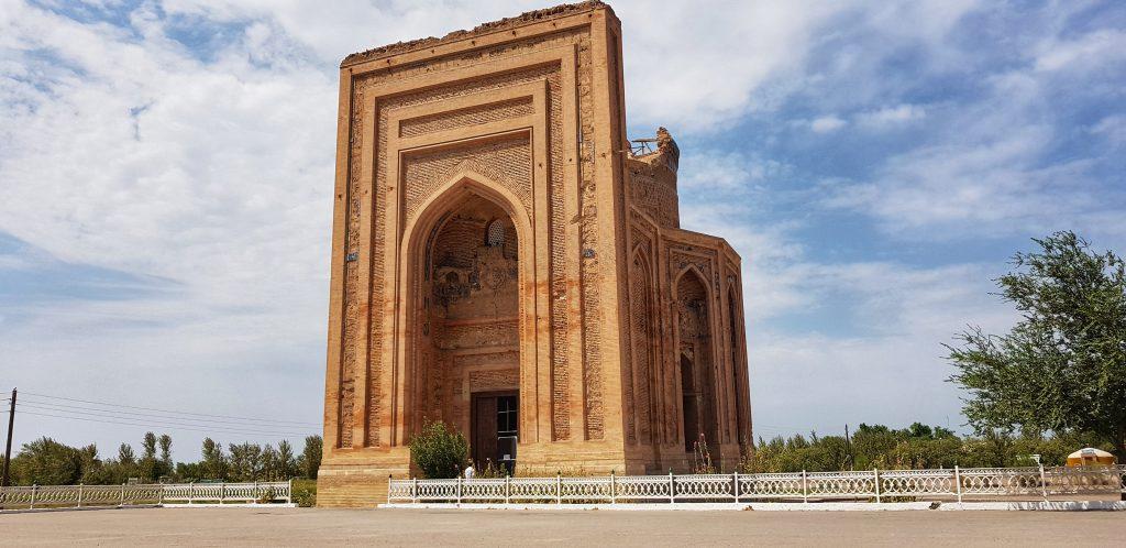 Mausoleum in Konya-Urgench