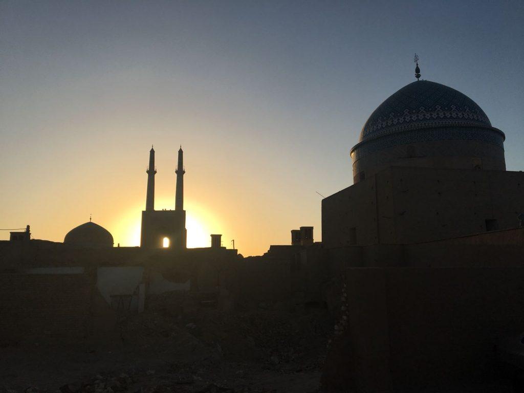 Fahrt nach Yazd