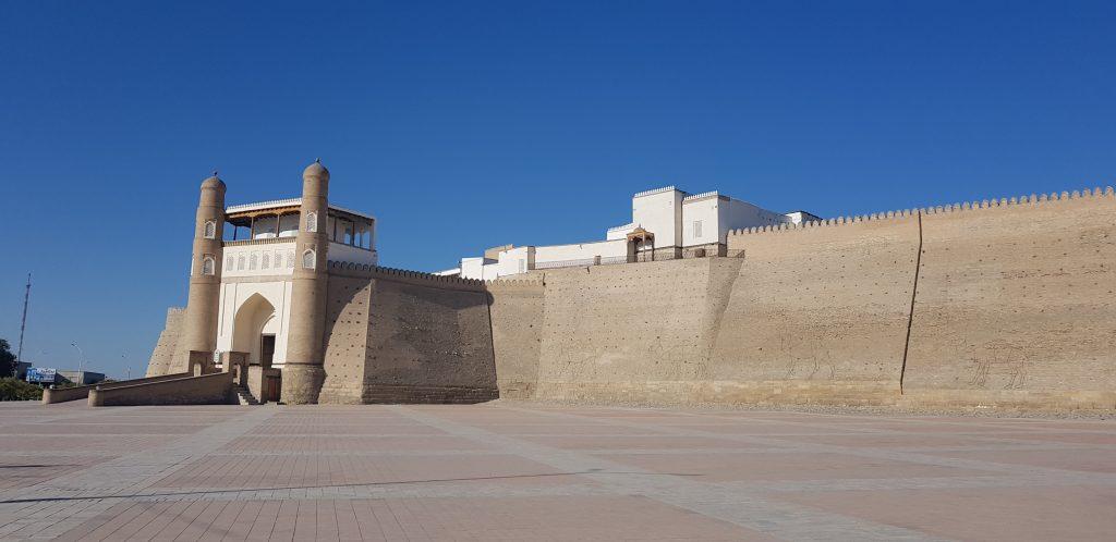 Ark in Buchara