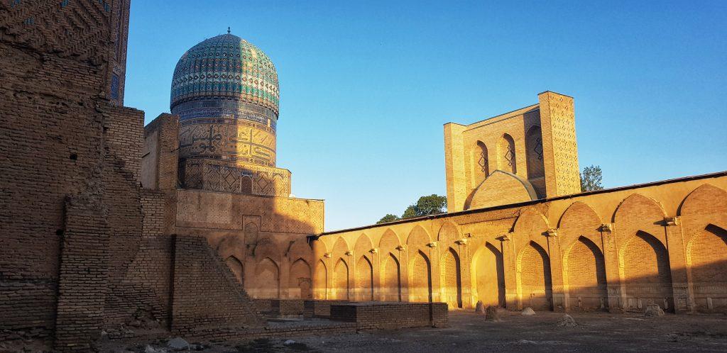 Moschee in Samarkand