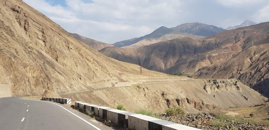 Einreise Tadjikistan