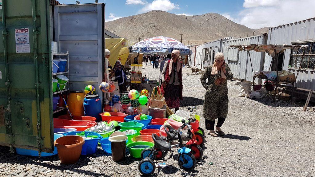 Basar in Murghab