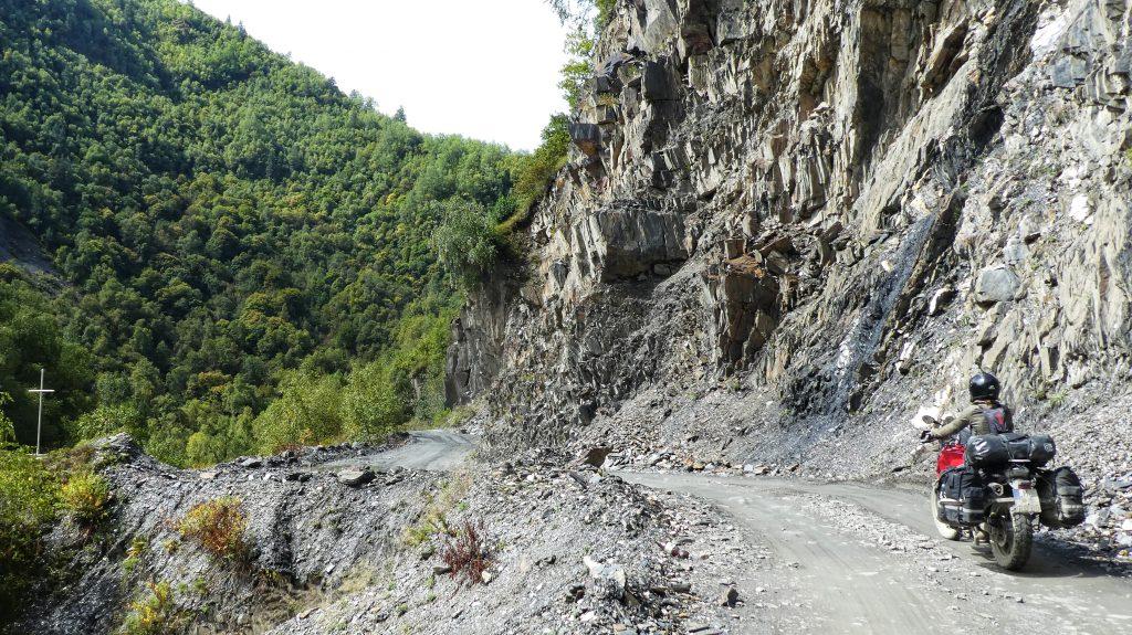 Ushguli nach Batumi