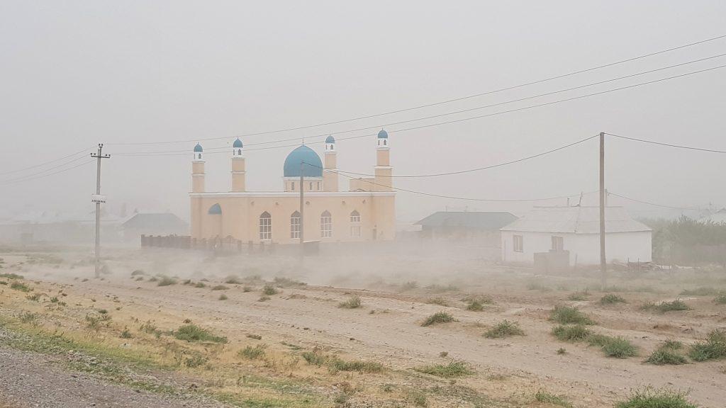 Einreise Kasachstan