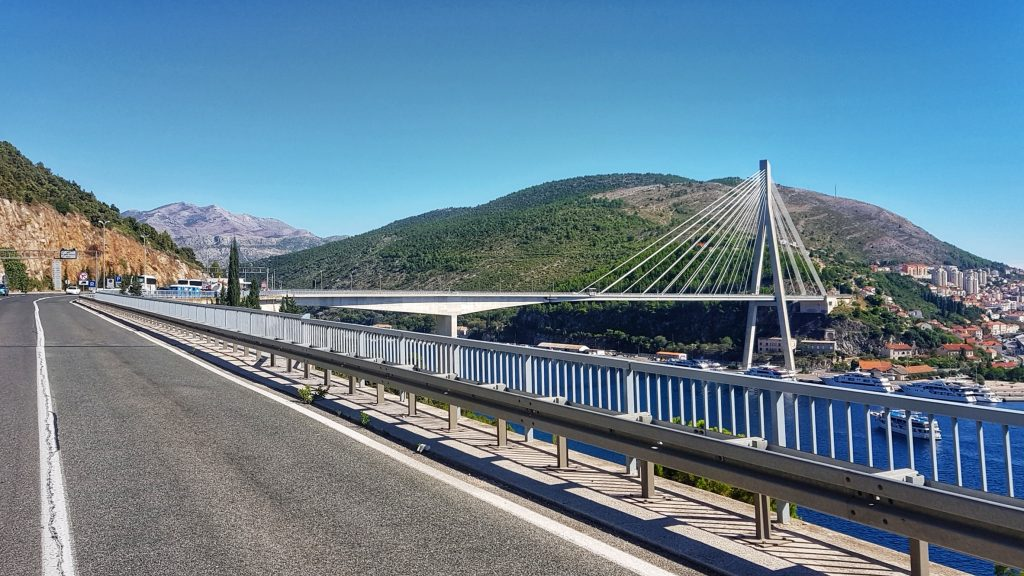 Dubrovnik Brücke