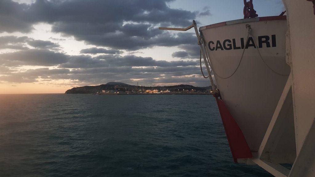 Von Ancona nach Saint Raphael
