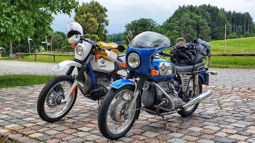 BMW Motorrad Days Helmut