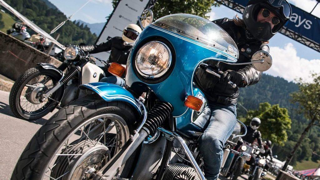 BMW Motorrad Days /5 Rideout