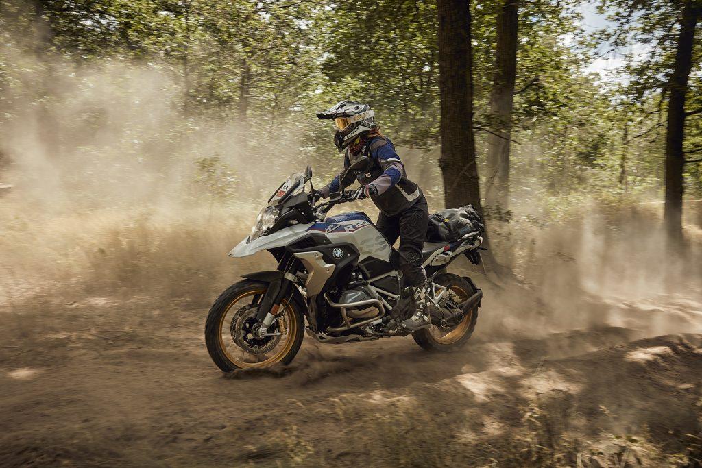 Unterwegs auf der R 1250 GS bei der Adventure Ride Competition. Foto: Wheels and Vibes